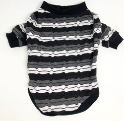 Jersey Shirt - Crooked Stripes