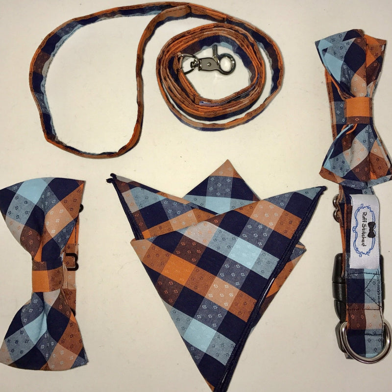 Buddy Bow Ties - The Efron - Ruff Stitched