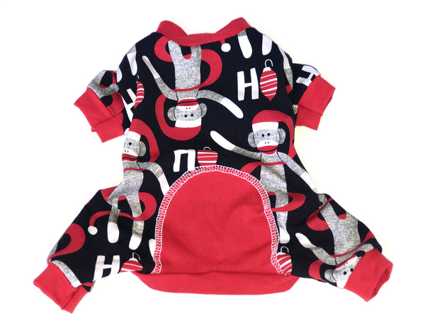 Sock Monkey Onesie - Ruff Stitched