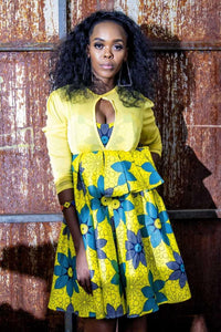 Fiesta Doll Dress - URBAN ZULU