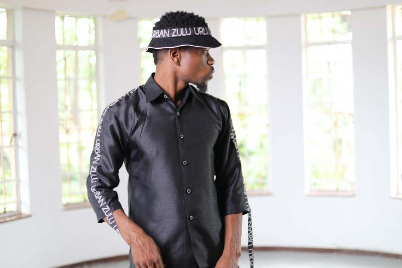 Future Black Shirt - URBAN ZULU