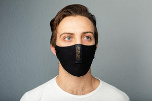 Urban Zulu Black Face Mask - URBAN ZULU