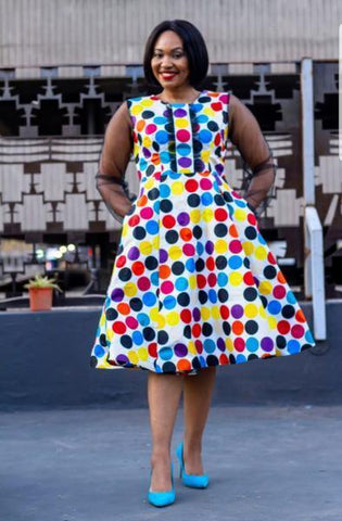 Urban Zulu: Jennifer Dress - URBAN ZULU