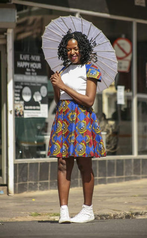 Urban Zulu: Mandi Dress