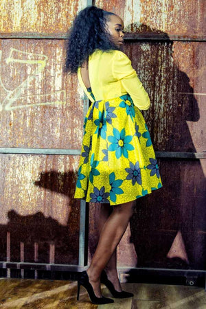 Urban Zulu: Fiesta Doll Dress - URBAN ZULU