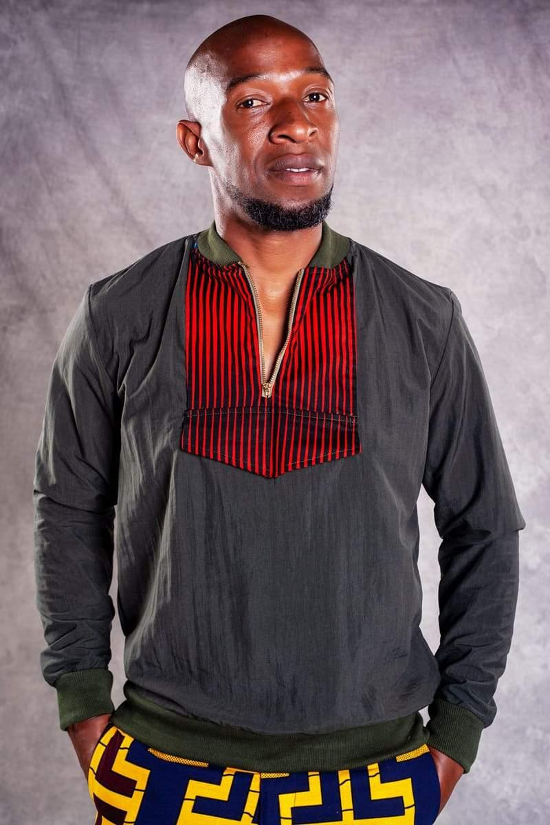 Azania Men Jacket - URBAN ZULU