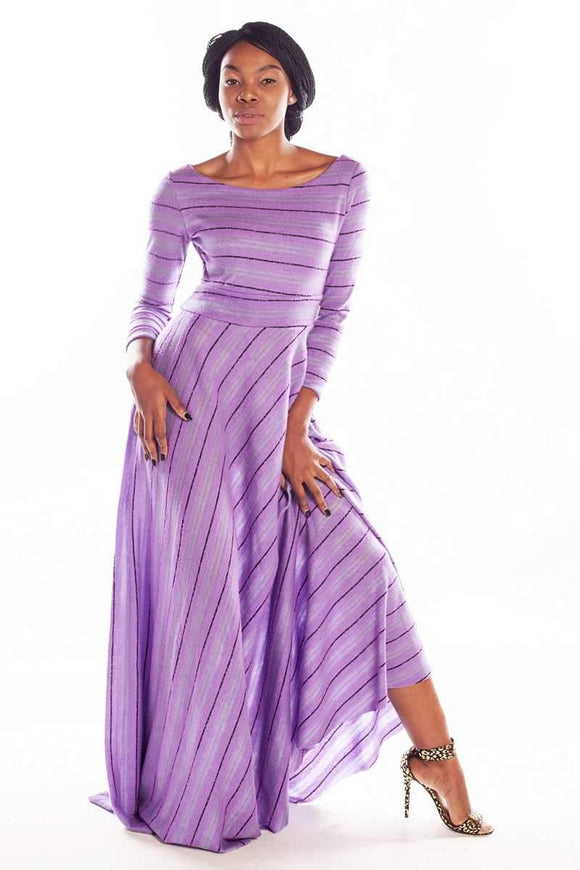 Zolani long dress