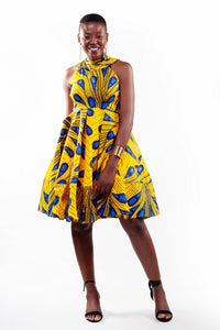 Naledi Doll Dress