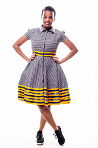 Bontle Shirt Dress