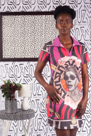 Busi Women Golf Dress - URBAN ZULU