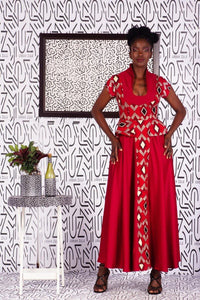 Maasai Two-Arm Dress