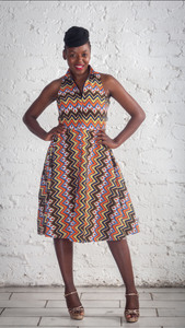 Mthunzi Dress