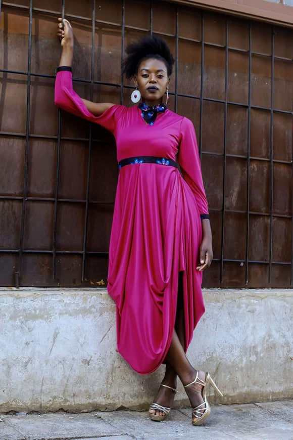 Urban Zulu :Oratilwe Dress - URBAN ZULU