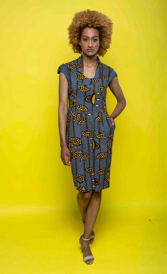 Urban Zulu: Nala Dress
