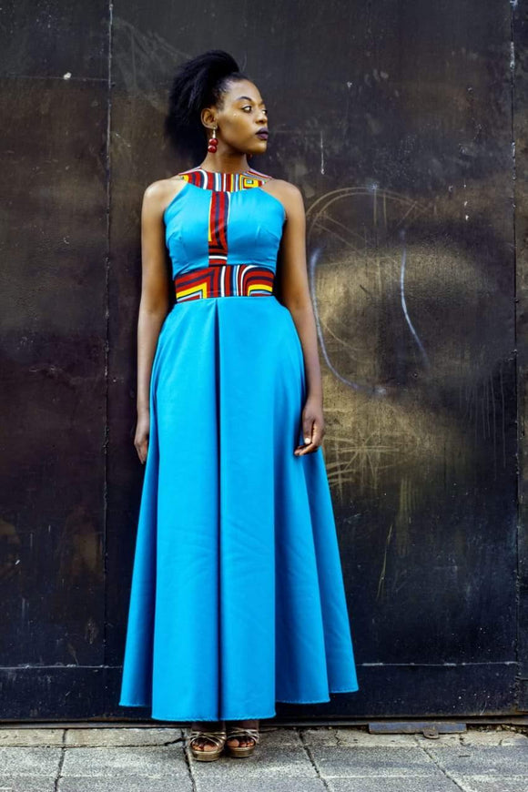 Urban Zulu: Palesa Dress