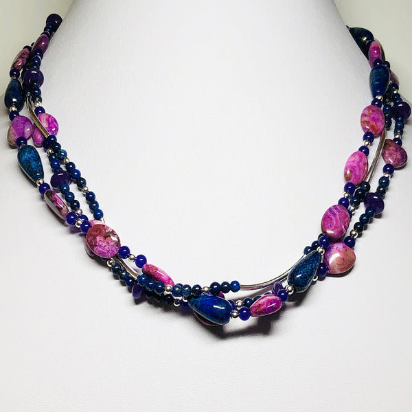 Strands of Joyous Vision Necklace
