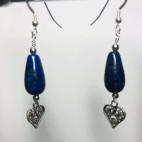 Visions of Love Earrings