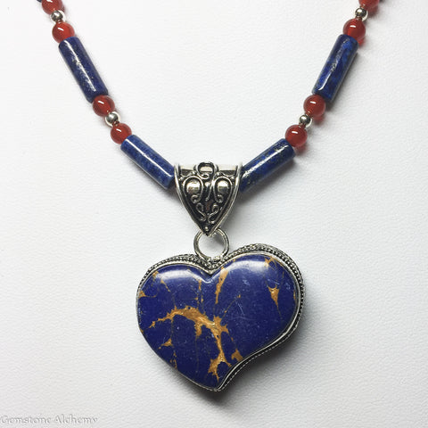 Manifest Vision Heart Pendant Only
