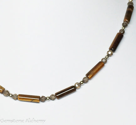 Confident Balanced Focus Beaded Chain
