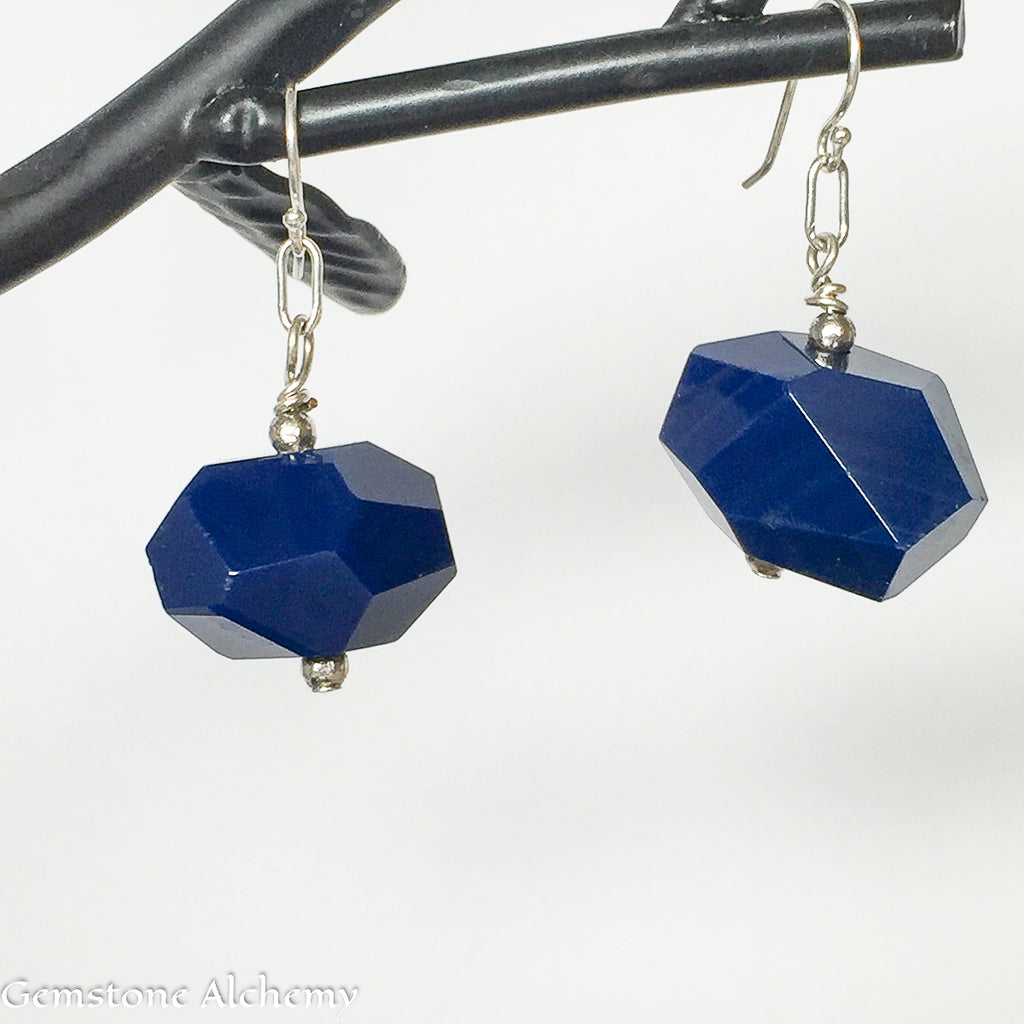 Grounded Harmony Earrings