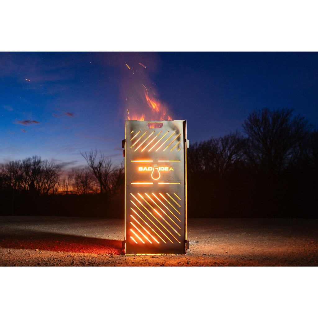 Large Steel Burn Cage - Pyro Cage
