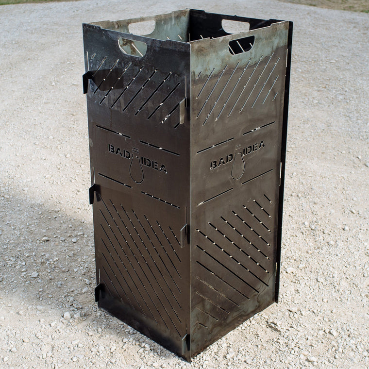 Large Pyro Cage Incinerator 48