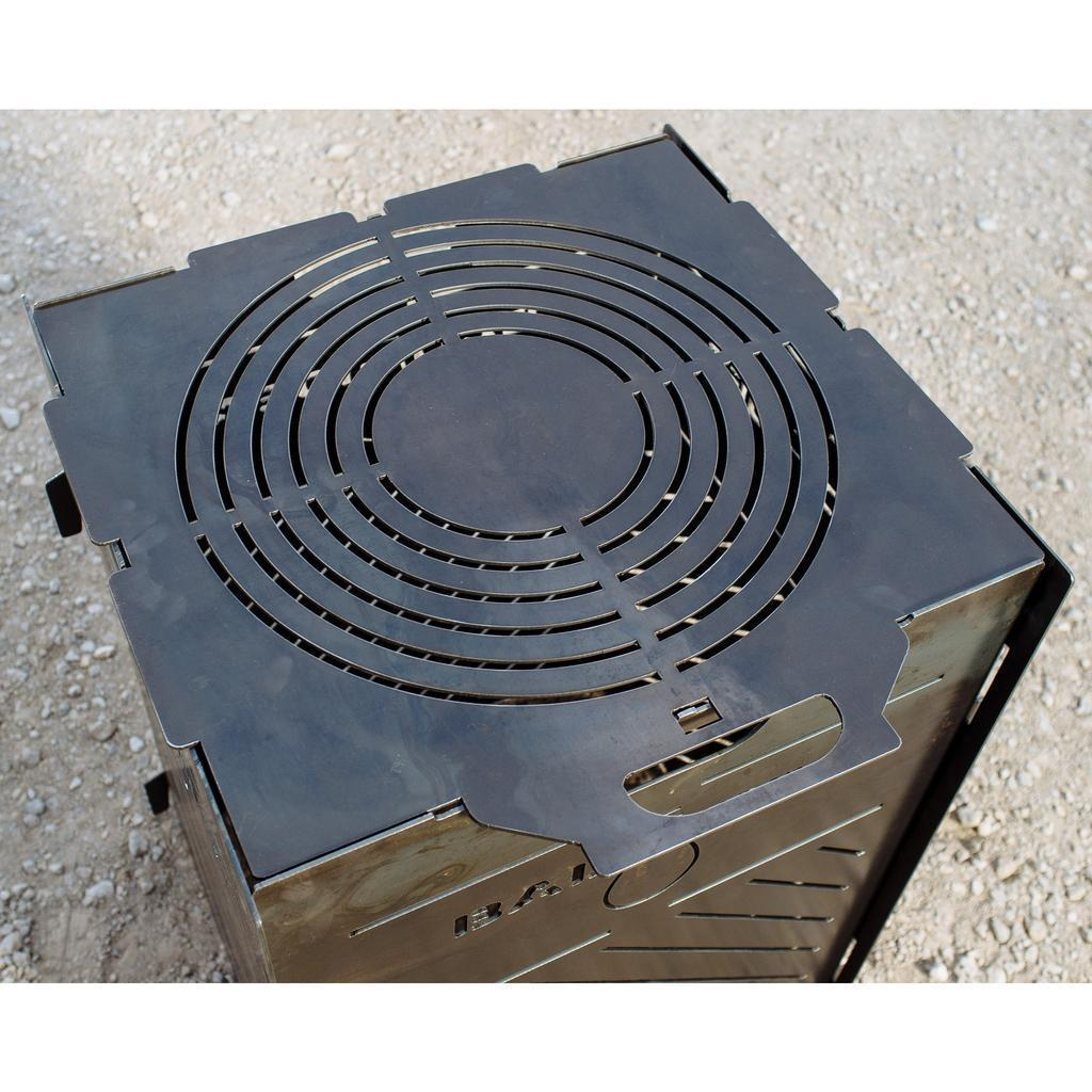 Pyro Cage Lid - Blaze Tower Fire Pit and Grill