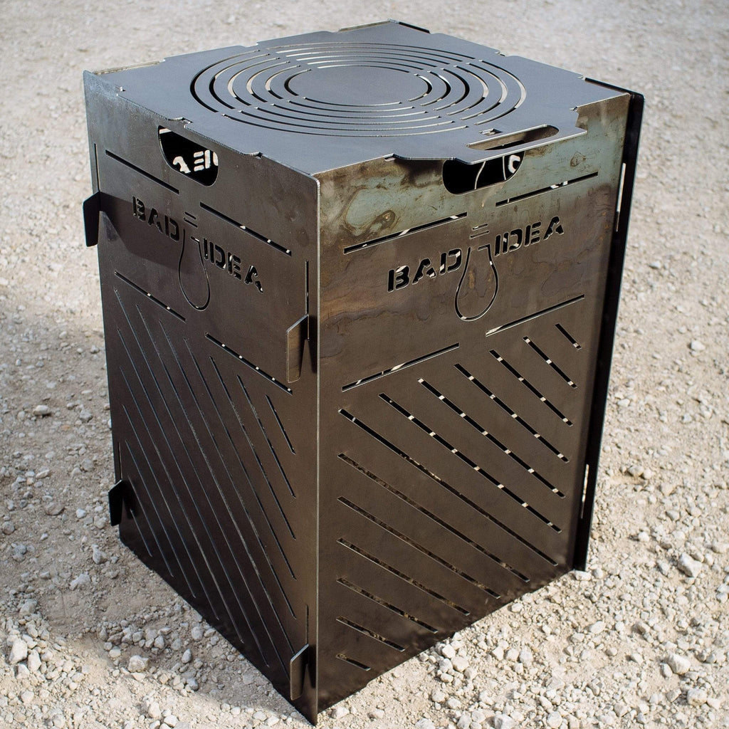 Medium Burn Cage with lid - Pyro Cage