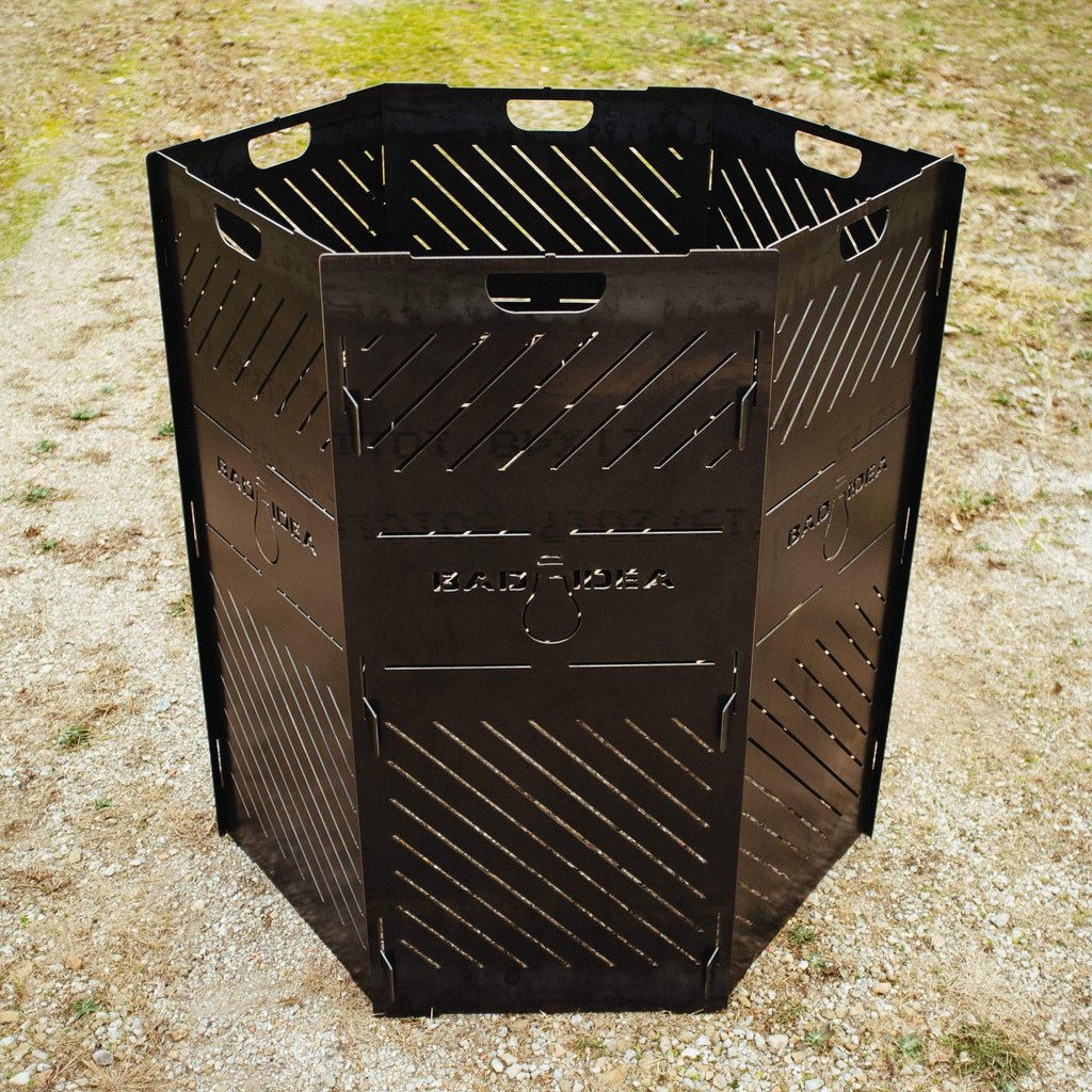 Largest Burn Cage - Pyro Cage Incinerator XXL