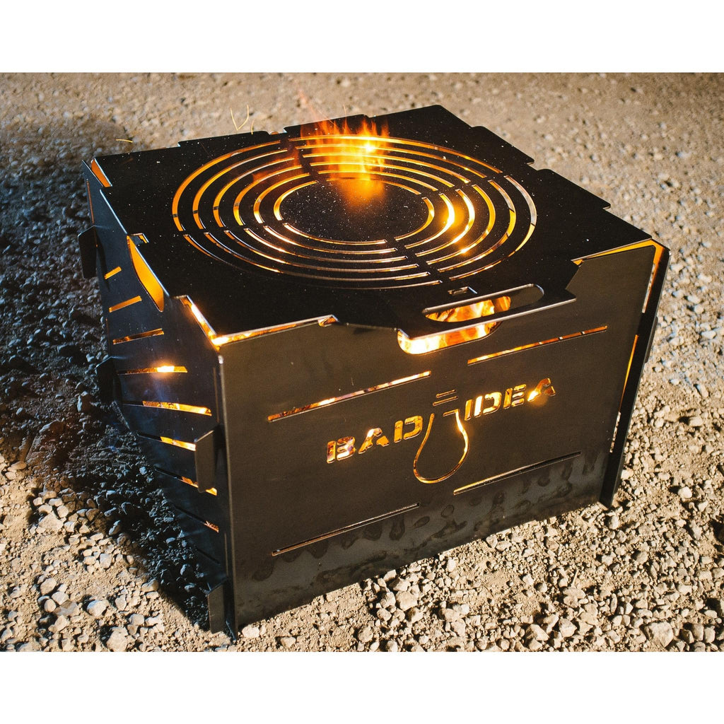 Small Burn Cage with Lid - Pyro Cage - Bad Idea Supply