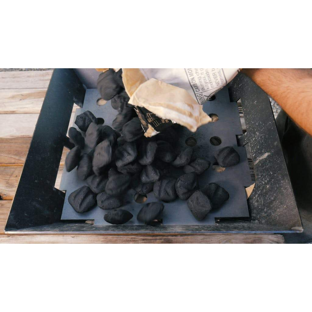 Charcoal Basket - Blaze Tower Fire Pit and Grill