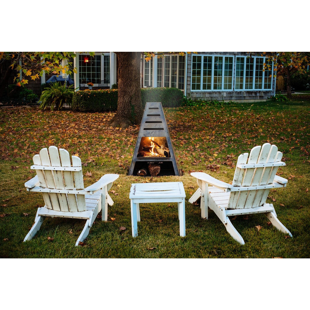 Pyro Tower Basic Kit - Blaze Tower Fire Pit and Grill