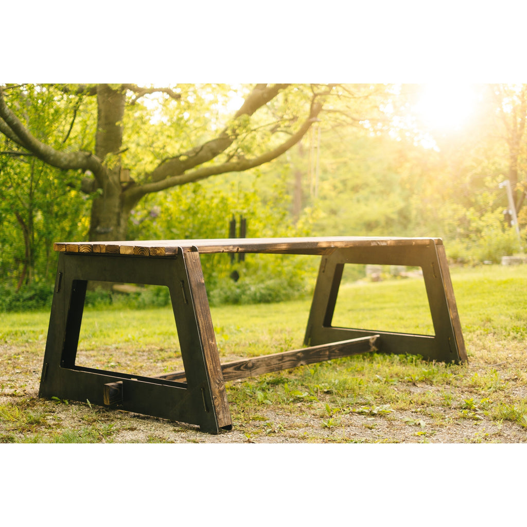 Table Kit DIY - Blaze Tower Fire Pit and Grill
