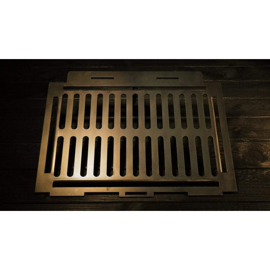 Removable Grill Grate - Blaze Tower Fire Pit and Grill