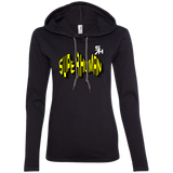 The Bat T-Shirt Hoodie
