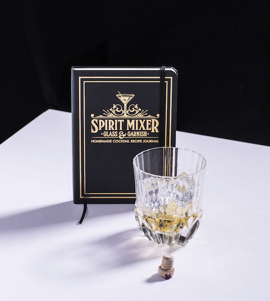 Spirit Cocktail Recipe Journal