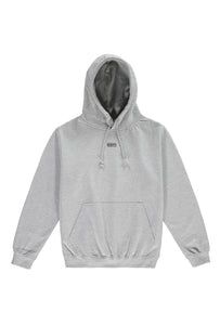 The Heights Logo Hoodie - Grey