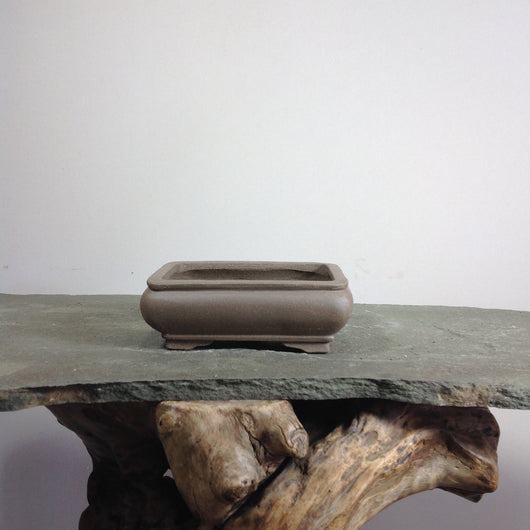 Unglazed Bonsai Pot