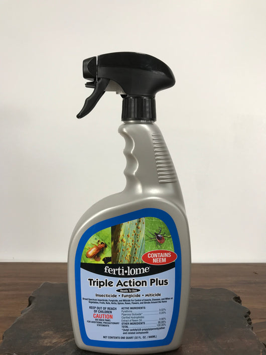 Triple Action Plus Insect/Fungus Spray