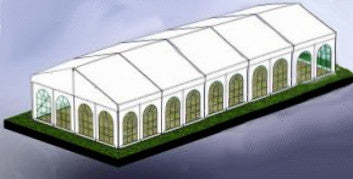 Marquee Hire 6M x 15M