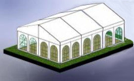 Marquee Hire 6M x 9M