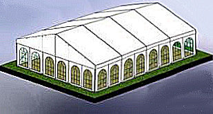 Marquee Hire .9M x 12M