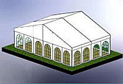 Marquee Hire 9M x 6M