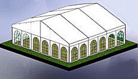 Marquee Hire 9M x 9M