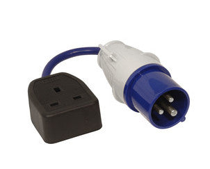 16A to single 13A adapter