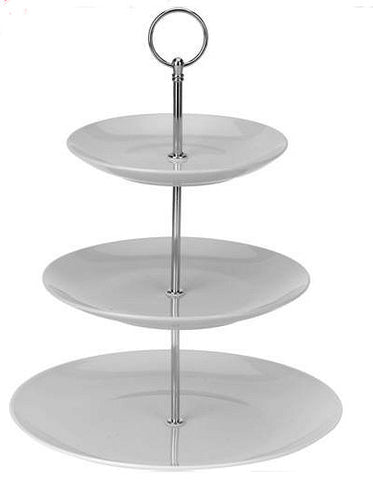 Cake stand hire three tier