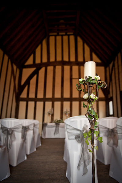 Candelabra hire Wrought 105cm