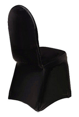 Chair Cover Hire Black