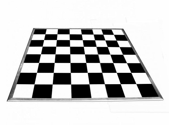 Black and White Dance Floor Hire