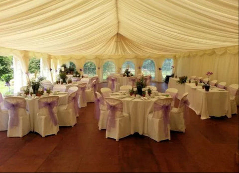 Marquee Reception Package